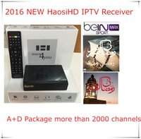 Wholesale Arabic iptv receiver box with iptv europe iptv italy free UK Italy French Germany somali channel