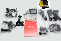 Wholesale Waterproof Sports Camera plus Style A9 HD Action Camera Diving P M View Mini DV digital Camcorders