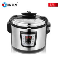 big rice cooker - home appliance commercial big capacity L digital control electric pressure cooker more convenience rice cooker soup cooker
