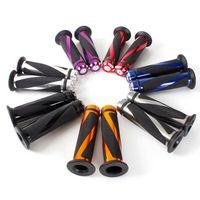 Wholesale Universal Motorcycle handlebar grip grips handle bar girp premium handlebar grips CNC MM colors