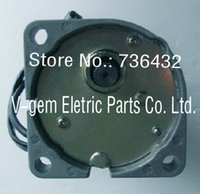 Wholesale Fast Throttle motor Excavator throttle motor assembly YN20S00002F3 for Kobelco excavator parts SK200 SK230