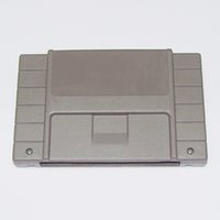 Wholesale SFC GAME CARD SHELL USA version shell plastic case