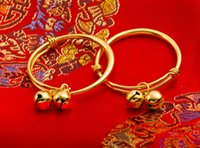 baby gold ring - Their baby baby foot ring bracelet creative gifts of gold thousands of gold jewelry gifts