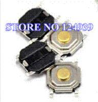 Wholesale 1000PCS mm x4x1 mm SMD push button switch microswitch Tact Switch switch head switch desktop switch desktop