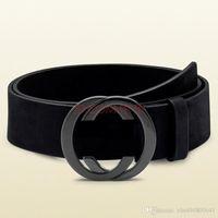 beaded chain belt - 2016 new hip brand buckle designer belts for men women genuine leather gold cinto belt Men s