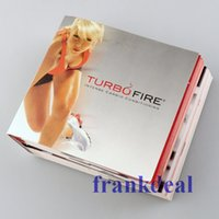 Wholesale Turbo Fire Intense Cardio Conditioning Kickboxing Body Combat DVDs Finess Workout DVD for Women Excercise Finess Videos Sports Top Quality