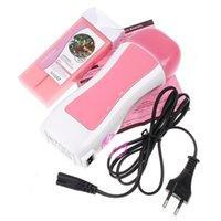 Wholesale 3 wax set Roll On Hot Depilatory Wax Cartridge Heater Epilator Hair Removal Tools g