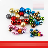 bamboo tree indoors - 2016 Metal jingle bell Lacing bells accessories Christmas oranment DIY material Craft bells gift tree accessories E1673