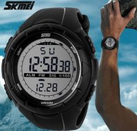 Wholesale New Men Sports Watches SKMEI Brand Digital Watch LED Outdoor Dress Wristwatches
