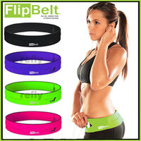 Wholesale FlipBelt Fitness Belt The World s Best Fitness and Running Belt Workout Cycling Belt S M L Size We Have Training Mask