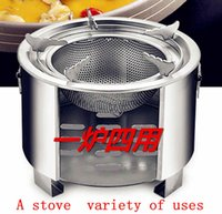 Wholesale Multipurpose BBQ Grills Picnic Camping Tools Barbecue Stove Outdoor Cooking Stove
