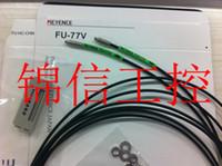Wholesale KEYENCE FU V Fiber Optic Sensor Transmissive Fiber Unit Brand New High Quality Warranty For One Year