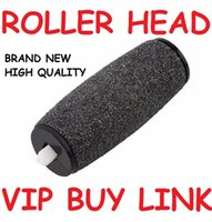 Wholesale 1200pcs Hot Sale Replacement Roller Head For Foot File Top Quality Opp Bag Packing Free Fedex Shipping