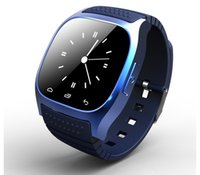 Wholesale Bluetooth intelligent smart watch fashion male female