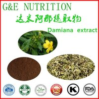 Wholesale Pure Natural Turnera Aphrodisiaca Damiana Extract g