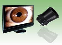 Wholesale 1 Piece New d MP x Iris Lens for High Resolution Iriscope Iridology Camera Analysis analyzer