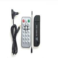 Wholesale HOT SALE RTL SDR FM DAB DVB T USB Mini Digital TV Stick DVBT Dongle SDR with RTL2832U R820T Tuner Receiver