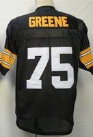 authentic joe greene jersey - Joe Greene Jersey Throwback Football Jersey Best quality Authentic Jersey Size M L XL XXL XXXL Accept Mix Order