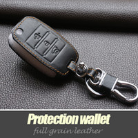 acura jacket - Interior Accessories Key Rings cow leather keyrings jacket cover case for kia rio sportage ceed sorento cerato K2 K3 K4 K5