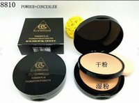 best cheap foundation - Hot cheap best quality g waterproof powder plus foundation studio fix makeup concealer a supply