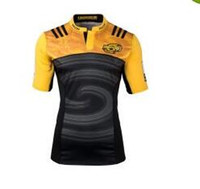 auckland rugby - 2016 High Quality All Blacks Rugby jerseys Hurricanes Stormers Crusades Warriors Welsh Chiefss Auckland Blues Men Rugby Football Shirt