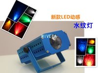 Wholesale LED Water Wave Stage Light Ocean Effect Projector Lighting Watt for Wedding Home Party Concert Blue Yrs warranty
