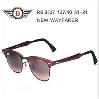 authentic designer eyeglasses - 1 IMITATION Authentic Sunglasses Aluminum Frame Brand Sport Sun Glass Designer Celebrity Eyeglass UV400 Protect BD