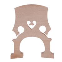 Wholesale High Quality Cello Bridge Size Cello Parts