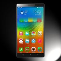 Lenovo K920 VIBE Z2 Mini teléfonos 4G LTE de 5,5 pulgadas 1280x720 Cámara MSM8916 Quad Core ROM 32GB 3000mah Android 4.4 OS 13.0MP Teléfono