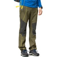 Wholesale amping Hiking Pants Spring Autumn Men Outdoor Sport Hiking Pants Man Windproof Thin Quick Dry Climbing Trousers Plus Size S XXL Colors