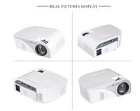 Wholesale Gigxon G8005B Mini HD P LED Portable Projector with USB SD VGA HDMI AV TV Micro USB