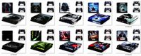 Cheap Star Wars PS4 Sticker Vinly Skin + 2 controller skins PS4 Decal Stickers for PS4 System Playstation 4 Console