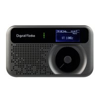 Wholesale Personal DAB DAB Radio FM Stereo RDS Receiver TF Card PPS006 DAB Radio Pocket Y4111A Best price Fshow