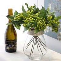 Wholesale 2016 New Arrival simulation small berries wedding table decoration Home Decoration Event Party Supplies
