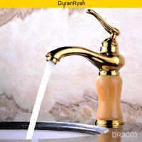 antique copper bathroom faucets - DuranRyan Antique Faucets torneira para banheiro Deck Mounted Copper Tap For Bathroom Faucet Basin Mixer DR3C01