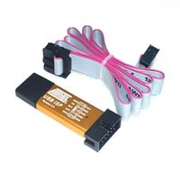 avr series - USBASP USBISP AVR Series Programmer Download Aluminum Shell K Limit Support WIN7