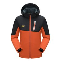 Wholesale Softshell jacket men fashion outdoor coat women camping hiking waterproof jacket women winter jackets mountain