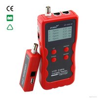 battery cable length - Cable length tester Multifunction cable fault tester NF868A not include battery
