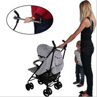 Wholesale Strollers By auxiliary lever with one hand control the direction of travel baby Stroller Accessories High Quality