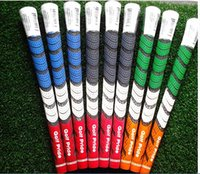 Wholesale 2016 New Golf Pride Grips Golf Grips For Golf Driver Grips Golf Clubs Golf Rubbers Colors High Quality DHL FREE