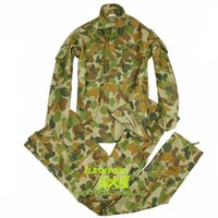 australian military uniforms - us army military uniform for men Australian jungle combat uniform jacket and pants XS XXL