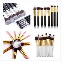 Wholesale Makeup Tool Professional Cosmetic Makeup Tool Brush Brushes Set Powder Eyeshadow Blush Kit Makeup Applicators Make Up Sets
