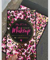 Wholesale In stock power of too Make Up faced matte eyeshadow Sweet Peach colors Eyeshadow Palette Sweet Peach Eye Shadow gift DHL