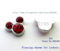 baseball cufflink - FC029 baseball floating locket charm Fit floating locket locket charm locket cufflinks