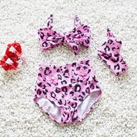 baby bath suit - summer cute baby girls fashion leopard swimsuit bath suit baby children kids summer swimwear cute clothes for children
