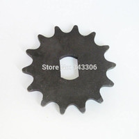bicycle motor sprocket - Electric Scooter bicycle Tooth Sprocket Motor Engine Parts Motor Pinion Gear unite MY1020Z MY1120Z BM1418Z