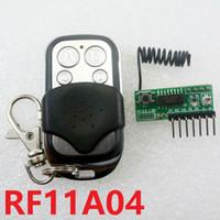 arduino relay control - 433Mhz DC V V V EV1527 RF Wireless Remote Control Kit for Arduino UNO MEGA2560 DUE Pro mini Relay RC Switch