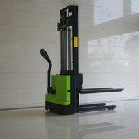 achat en gros de ascenseurs palettes-Bon marché 1T, empileuse électrique à pas cher à 1,5T, empileur de palette à cheval avec hauteur de levage pouvant atteindre 1,6 m, 3,3 m