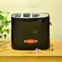 american electrics - Black American Electrics Retro Series Pop Up Hot Dog Toaster Bun Toaster Home Mini breakfast Automatic toaster hot dog and bread