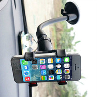 Cheap 1pcs Hight Quality Car Mount Holder 360 Rotation Windshield Bracket for GPS Mobile Phone Wholesale